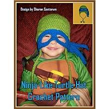 Suchergebnis Auf Amazonde Für Ninja Turtles Häkeln Handwerk