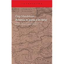 Armenia en prosa y verso (Acantilado)