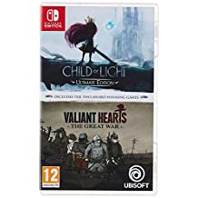 CHILD OF LIGHT+VALIANT HEARTS [Nintendo Switch] (CDMedia Garantili)