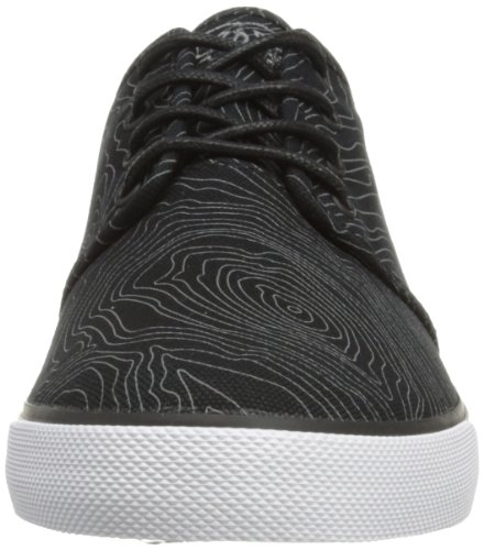 DC uomo SHOE M STUDIO Nero BKN Black Print TX Sneaker rTgqrxOW