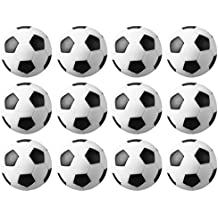 Fancyus 12pcs 36mm Plastic Table Football Foosball Ball by Fancyus