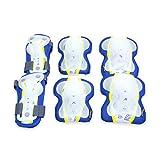 SPOKEY® SENTINEL 3-Teiliges Protektoren Set für Kinder   Schützer   Schonerset   Knieschoner   Ellbogenschoner   Handschoner   Inline Skaten   Skateboarden   Rollschuhlaufen   Eislaufen