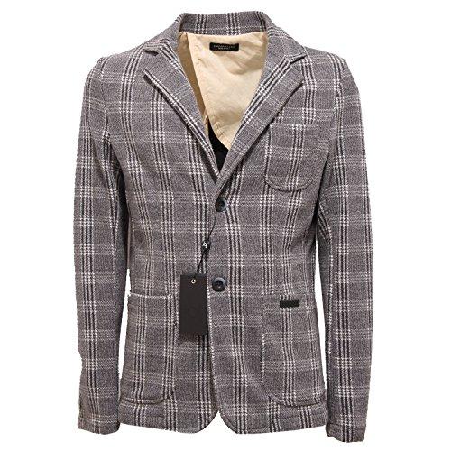 6154Q giacca uomo HAMAKI-HO grigio jacket men [XXL]