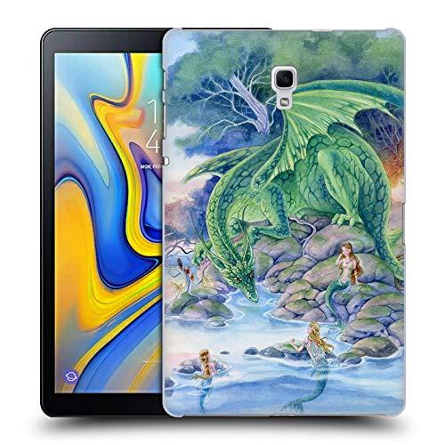 (Head Case Designs Offizielle Meredith Dillman Luft Und Meer Fantasy Ruckseite Hülle für Samsung Galaxy Tab A 10.5 (2018))