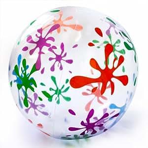 Ballon de plage Jumbo Splash and Play 90 cm