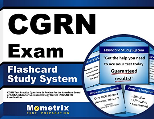 Download [PDF] Cgrn Exam Flashcard Study System: Cgrn Test