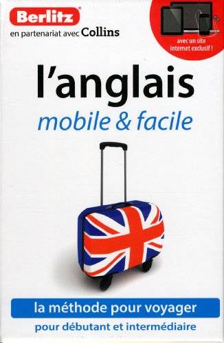 L'anglais mobile & facile (1CD audio) par Berlitz