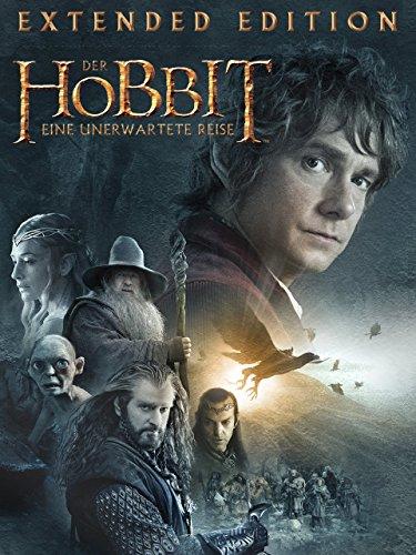 Der Hobbit: Eine unerwartete Reise (Extended Edition) [dt./OV] Herr Der Ringe