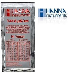 Solution d'étalonnage ec 1413 (x1 sachet) - Hanna - Hi70031p