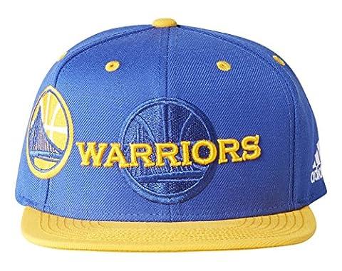 adidas Cap Warriors Casquette pour homme noir/bleu/jaune, Homme, Cap Warriors, M