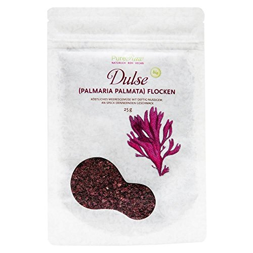 Dulse Flocken (Dulse-Flocken, 25 g (Bio & Roh) (1))