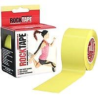 RockTape Standard Tape, 5cm x 5m, Uni Gelb, 1 Stück preisvergleich bei billige-tabletten.eu