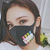 Creativee Dust Mask, Ladies Women Earloop Anti-Dust Cotton PM2.5 Guaze Mask Dustproof Antibacterial Face Mask Dust Masks Cold Mouth Mask (4PCS)