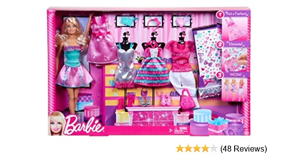 NEW GIRLS NECKLACE BARBIE /& ME NECKLACE SET FOR YOU AND YOUR DOLL TO WEAR