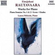 Rautavaara: Piano Works