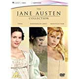 The Jane Austen ITV Collection - Mansfield Park / Northanger Abbey / Emma
