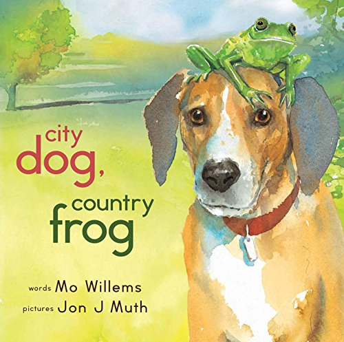 City Dog Country Frog