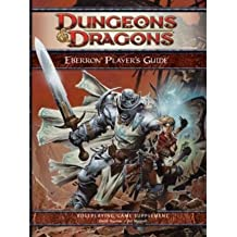 [ EBERRON PLAYER'S GUIDE: A 4TH EDITION D&D SUPPLEMENT ] Eberron Player's Guide: A 4th Edition D&d Supplement By Wizards RPG Team ( Author ) Jun-2009 [ Hardcover ]