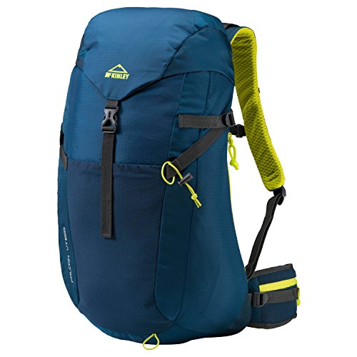 McKINLEY Wander-Rucksack, Blau/Lime, 28