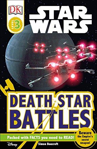 DK Readers L3: Star Wars: Death Star Battles