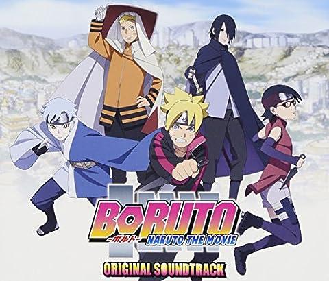 Boruto-Naruto the Movie [Import allemand]