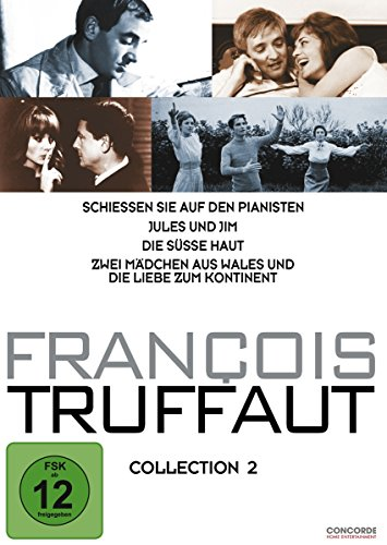 Francois Truffaut - Collection 2 [4 DVDs]