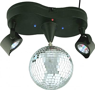 Olympia Partylicht Mirror Ball MLB 13 von Olympia Business Systems Vertriebs GmbH - Lampenhans.de