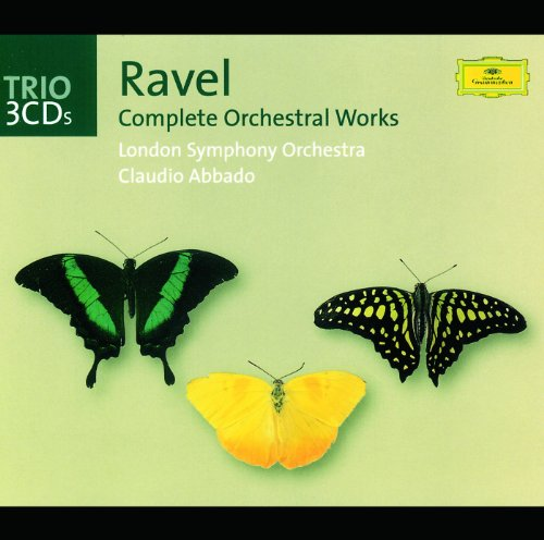 Ravel: Complete Orchestral Wor...