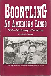 Boontling: An American Lingo
