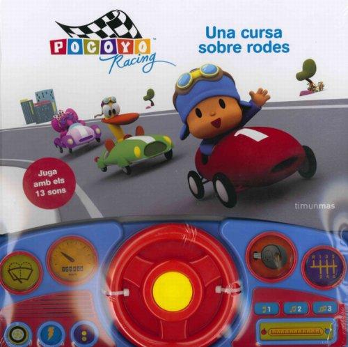 Una cursa sobre rodes: Juga amb els 13 sons (POCOYÓ)