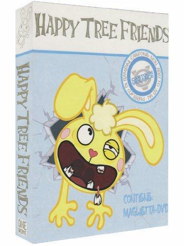 Happy tree friends(+t-shirt uomo)Volume03 [IT Import]