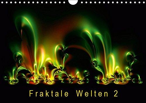 Mandelbrot-menge (Fraktale Welten 2 (Wandkalender 2019 DIN A4 quer): Berechnete Bilder von faszinierender Vielfalt (Monatskalender, 14 Seiten ) (CALVENDO Kunst))