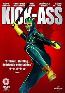 Kick-Ass [DVD] [2010]