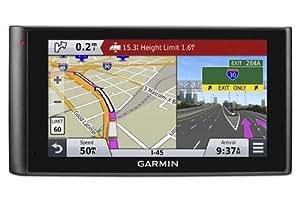 Garmin DezlCam LMT - GPS Poids-Lourd 6 Pouces avec Caméra Intégrée (Dashcam) - Info Trafic et Carte (45 Pays) Gratuits à Vie