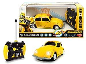 Dickie Toys 203114011RC Transformers M6Bumblebee Coche teledirigido