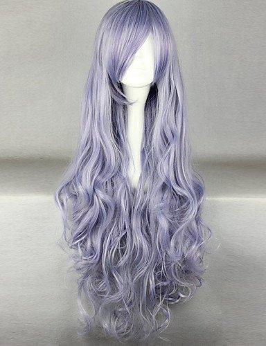 BBDM cosplay nouvelle perruque de longs cheveux bouclés