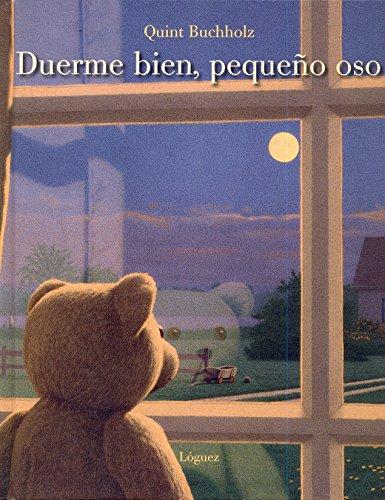 Duerme bien, pequeño oso (rosa y manzana) por Quint Buchholz