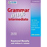Grammar in Use Intermediate Student's Book with Answers and CD-ROM: Self-study Reference and Practice for Students of North American English by Raymond Murphy (2009-03-09)