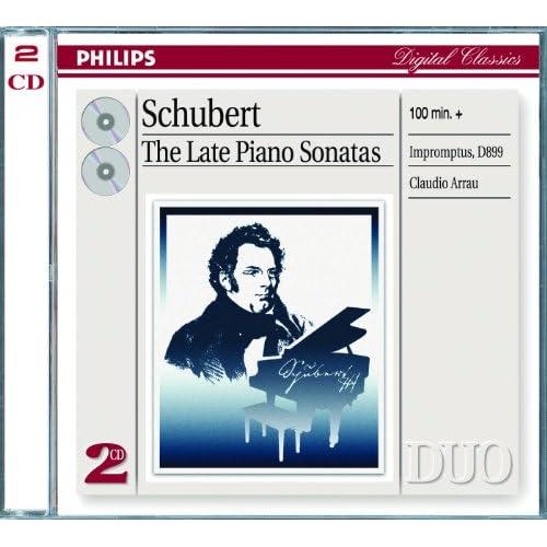 Schubert: Impromptu in E flat, D.899 No.2