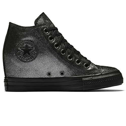 Converse All Star Sneakers Donna ARGENTO Argento