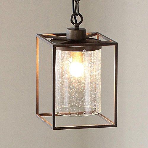 Retro Lámpara Colgante Industrial Decoración Lámpara