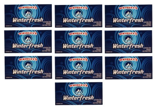 wrigleys-winterfresh-chewing-gum-10-fifteen-sticks-packages-150-sticks-total-by-n-a