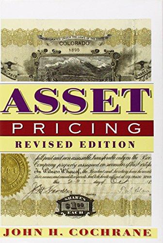 Asset Pricing por John H. Cochrane