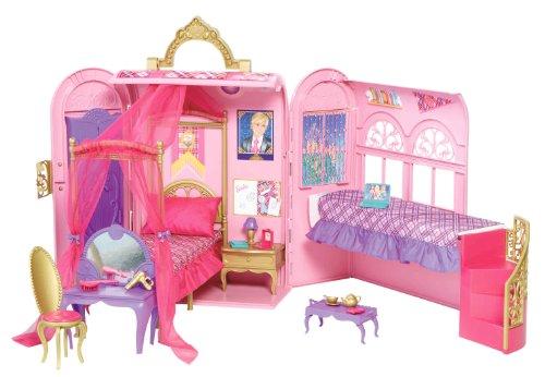 Barbie - Mobili Arredamenti Camera da Letto - Divano Letto con ...