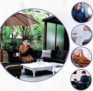 mq rmeldecke fleece decke kuscheldecke tagesdecke. Black Bedroom Furniture Sets. Home Design Ideas
