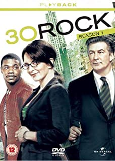 30 Rock - Season 1 - Complete [DVD] (B000YHMTHG) | Amazon price tracker / tracking, Amazon price history charts, Amazon price watches, Amazon price drop alerts