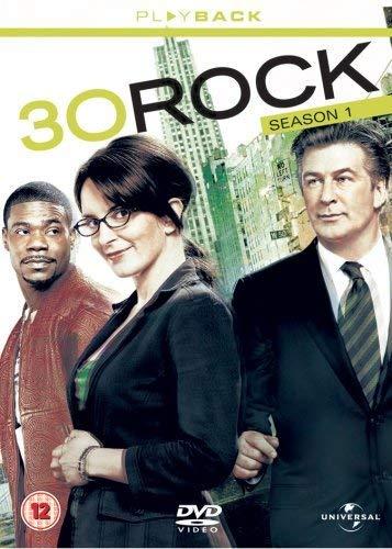 30 Rock - Season 1 [3 DVDs] [UK Import] (30 3 Rock-season)