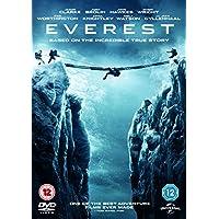 Everest [DVD] UK-Import, Sprache-Englisch.