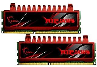 G Skill Ripjaws F3-10666CL9D-8GBRL - Memoria RAM 8 GB DDR3 (1333MHz,Cas 9) (B003SLFBUW) | Amazon price tracker / tracking, Amazon price history charts, Amazon price watches, Amazon price drop alerts