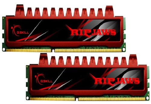 GSKILL F3-10666CL9D-8GBRL Ripjaws 8GB 2x4GB DDR3 1333 Desktop Memory RAM  available at amazon for Rs.9989